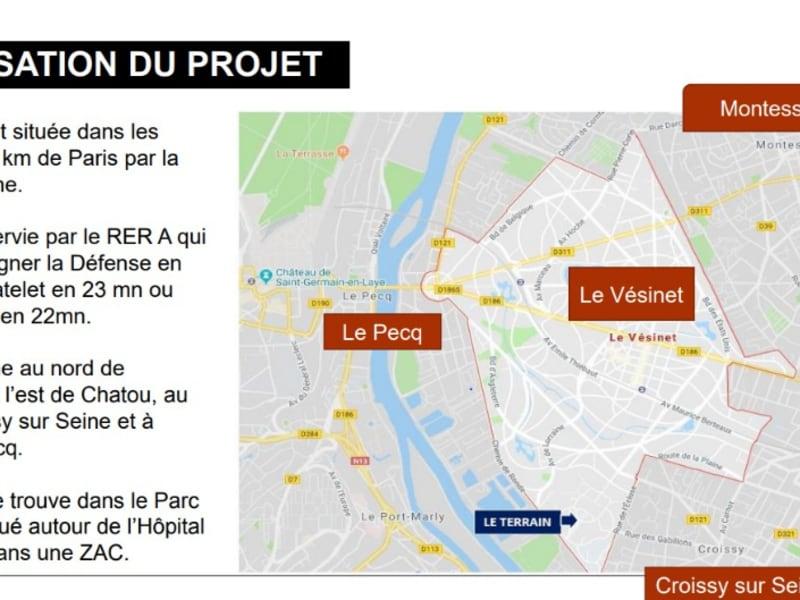 Sale apartment Le vesinet 853000€ - Picture 3