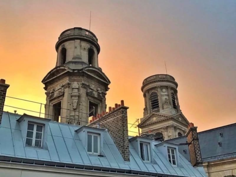 Vente appartement Paris 6ème 299000€ - Photo 2