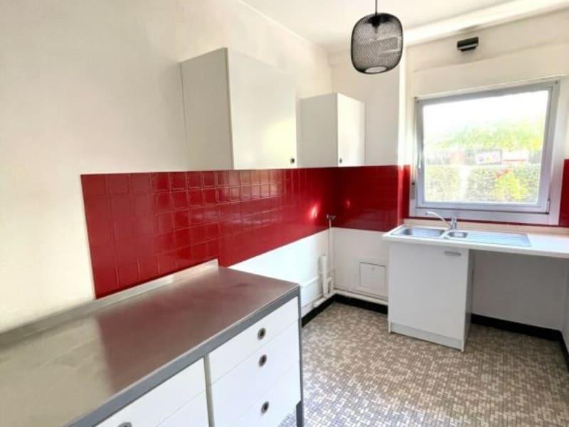 Rental apartment Asnières-sur-seine 708€ CC - Picture 2