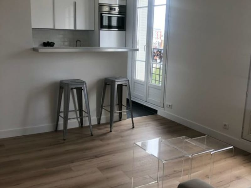 Rental apartment Colombes 892€ CC - Picture 2