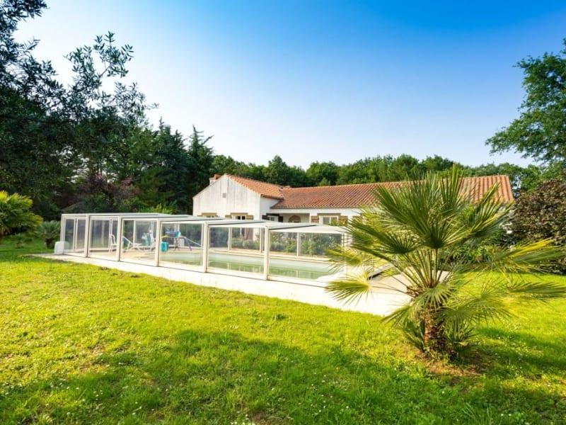 Vente maison / villa St aignan grandlieu 498000€ - Photo 8