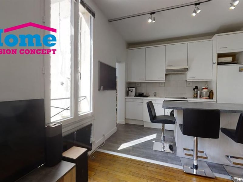 Vente appartement Suresnes 350000€ - Photo 2