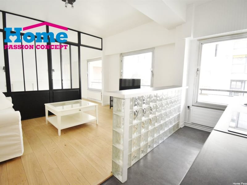 Location appartement Paris 16ème 1550€ CC - Photo 1