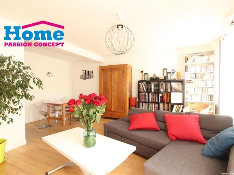 Vente appartement Nanterre 469000€ - Photo 2