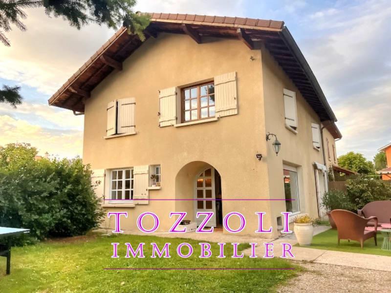 Sale house / villa Saint quentin fallavier 445000€ - Picture 1
