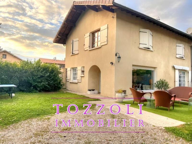 Sale house / villa Saint quentin fallavier 445000€ - Picture 2