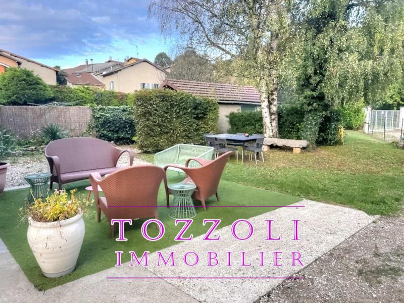 Sale house / villa Saint quentin fallavier 445000€ - Picture 3