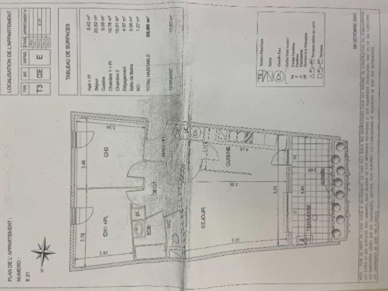 Venta  apartamento Hyeres 286200€ - Fotografía 10
