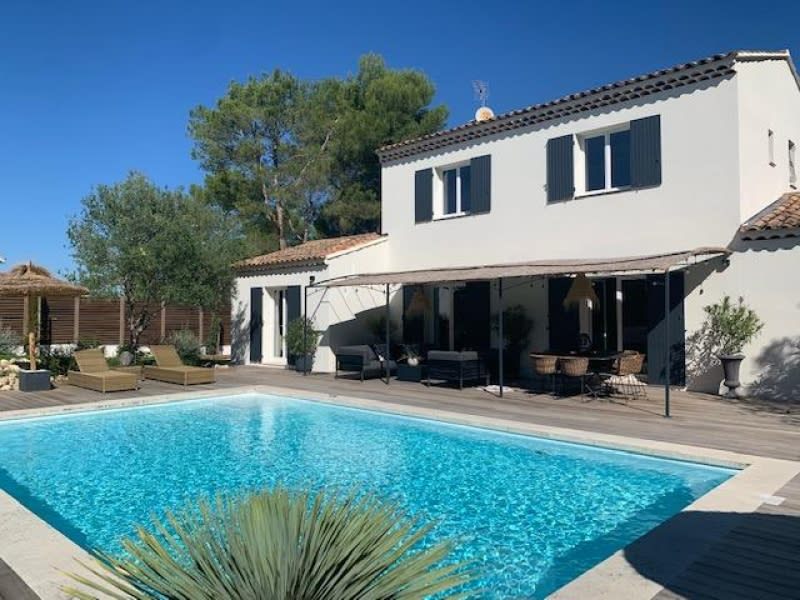 Deluxe sale house / villa Eguilles 1495000€ - Picture 2