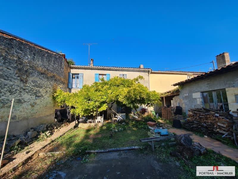 Vente maison / villa Blaye 128500€ - Photo 2