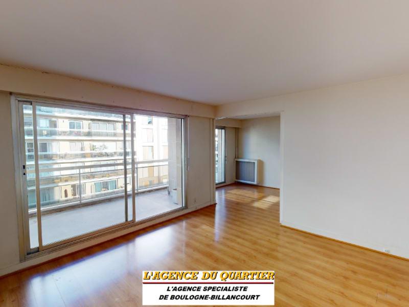 Sale apartment Boulogne billancourt 424000€ - Picture 2