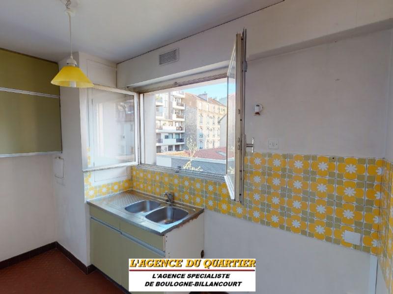 Sale apartment Boulogne billancourt 424000€ - Picture 4