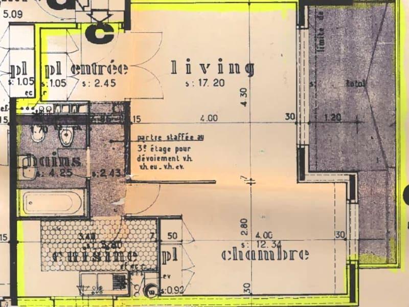 Sale apartment Boulogne billancourt 424000€ - Picture 8