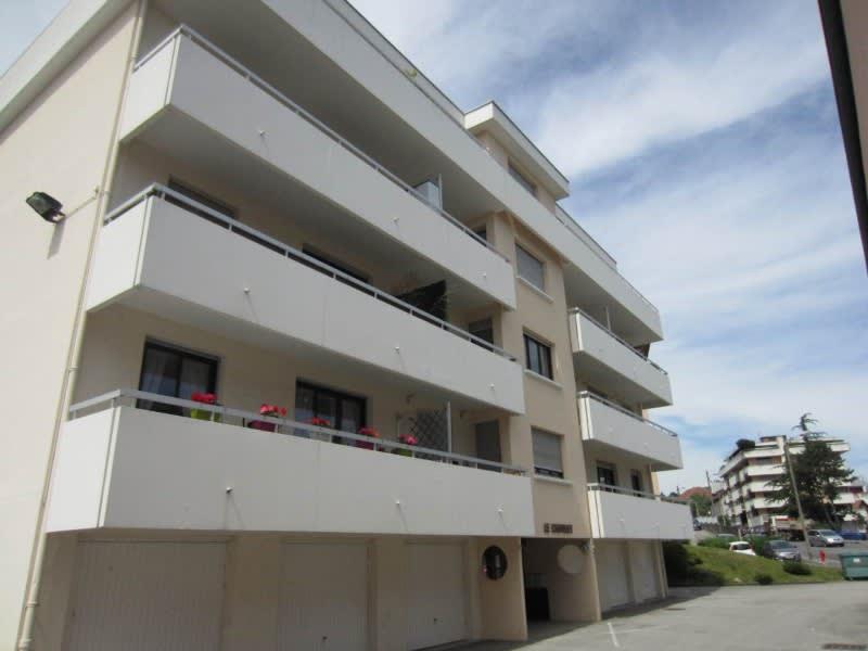 Rental apartment La roche sur foron 605€ CC - Picture 1