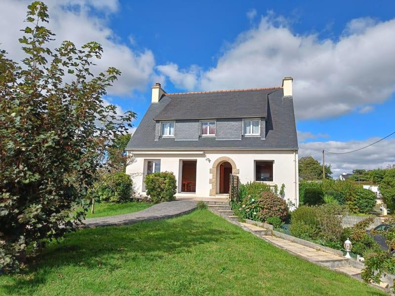 Sale house / villa Ergue gaberic 299000€ - Picture 2
