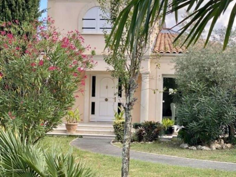 Vente maison / villa Ambares et lagrave 548000€ - Photo 1