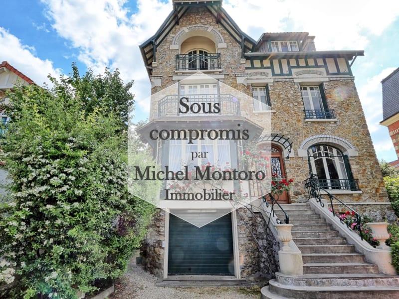 Venta  casa Saint germain en laye 1960000€ - Fotografía 1