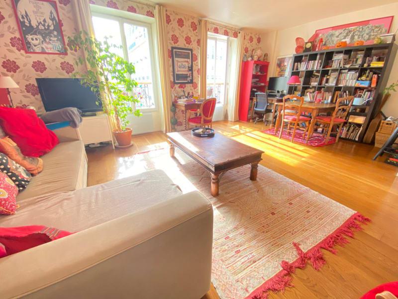 Vente appartement Paris 11ème 670000€ - Photo 1