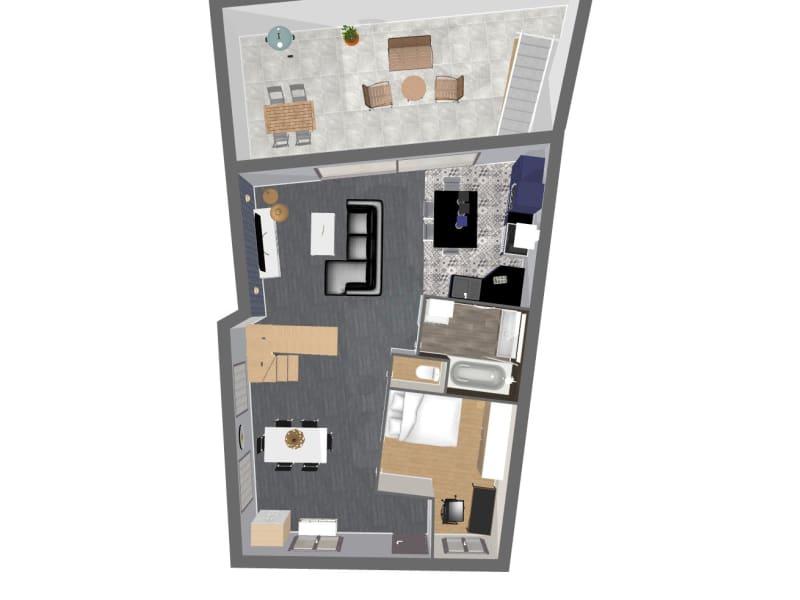 Vente maison / villa Villemomble 320000€ - Photo 4
