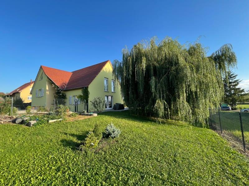 Vente maison / villa Osthoffen 690100€ - Photo 1