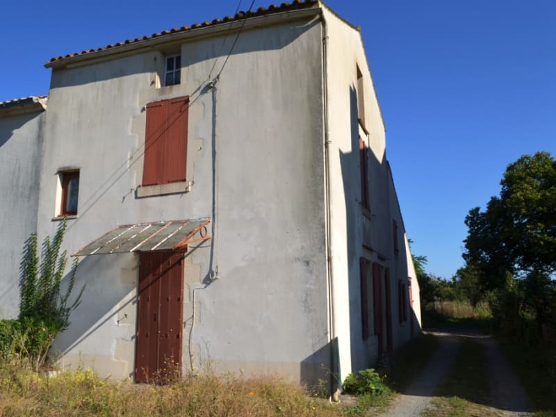 Vente maison / villa Foussais payre 49600€ - Photo 1