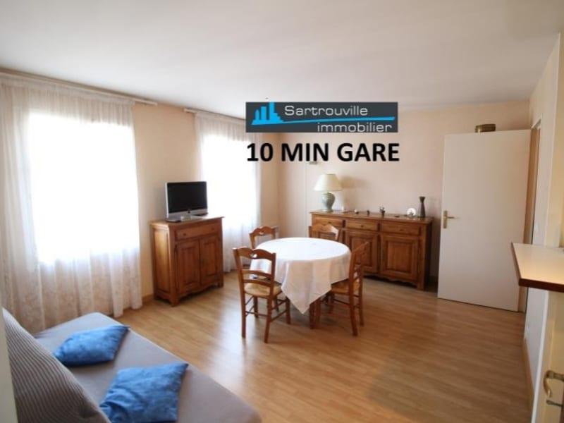 Sale apartment Sartrouville 204000€ - Picture 1