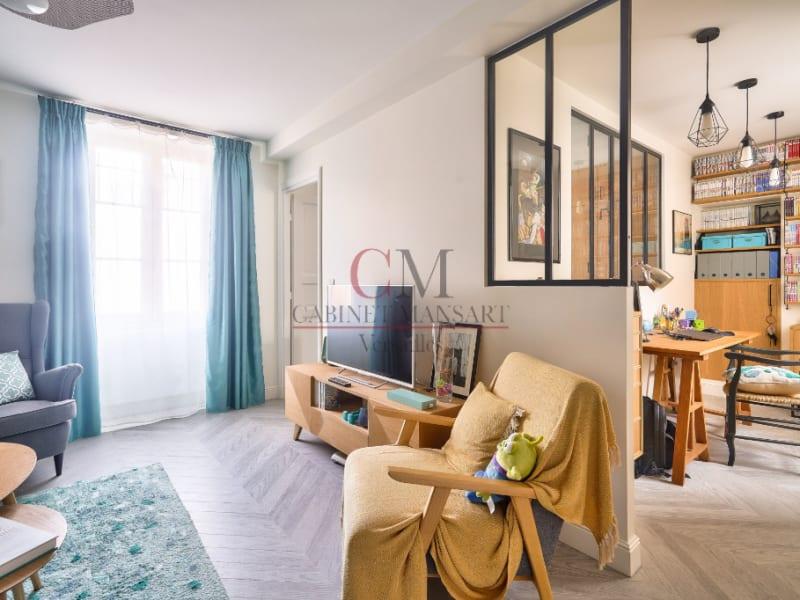Sale apartment Versailles 477500€ - Picture 2
