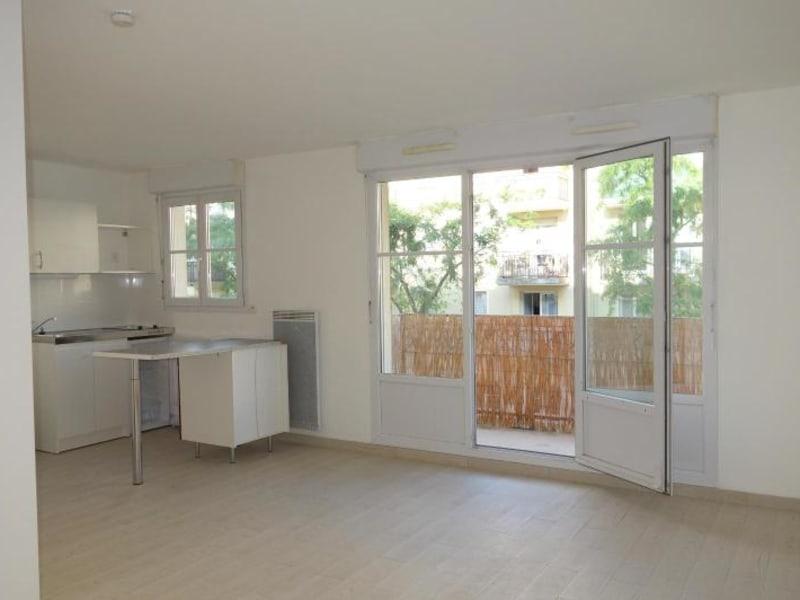 Rental apartment Bussy saint georges 660€ CC - Picture 1