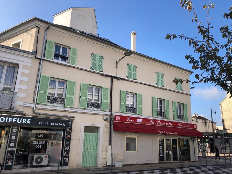 Sale apartment Thorigny sur marne 167000€ - Picture 1