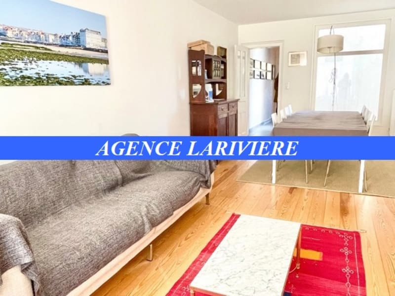 Sale house / villa Wimereux 835000€ - Picture 1