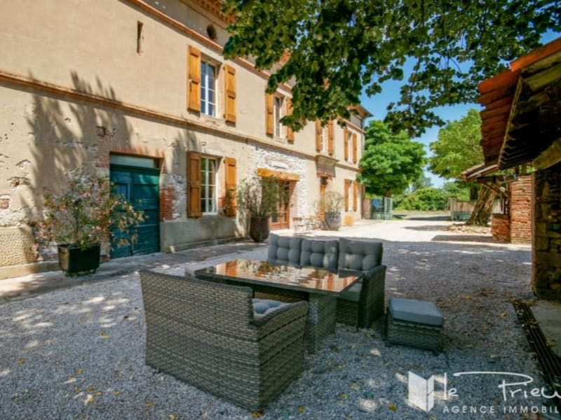 Sale house / villa Castelnau de levis 560000€ - Picture 2