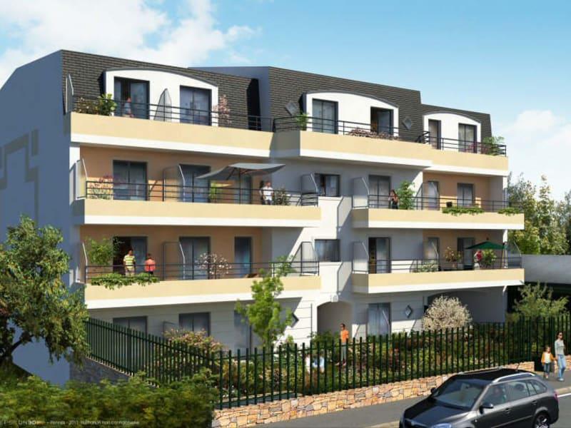 Rental apartment Draveil 601,42€ CC - Picture 1