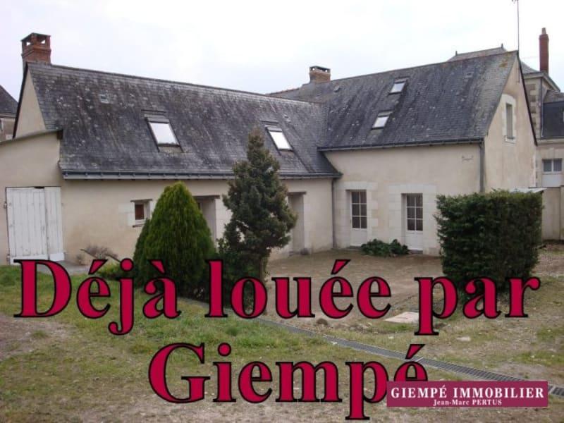 Location maison / villa Jarzé villages 670€ CC - Photo 1