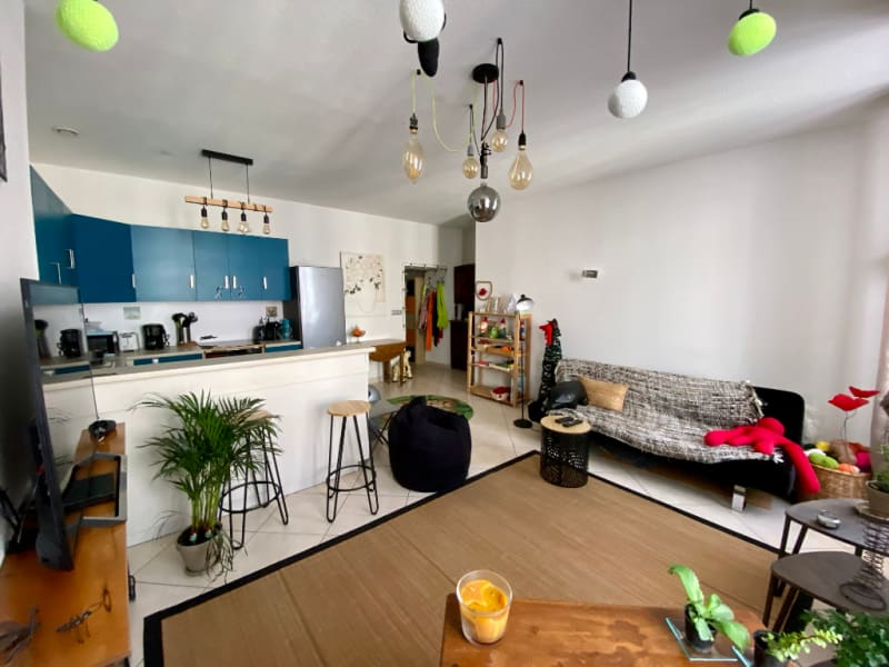 Sale apartment Voiron 126500€ - Picture 2