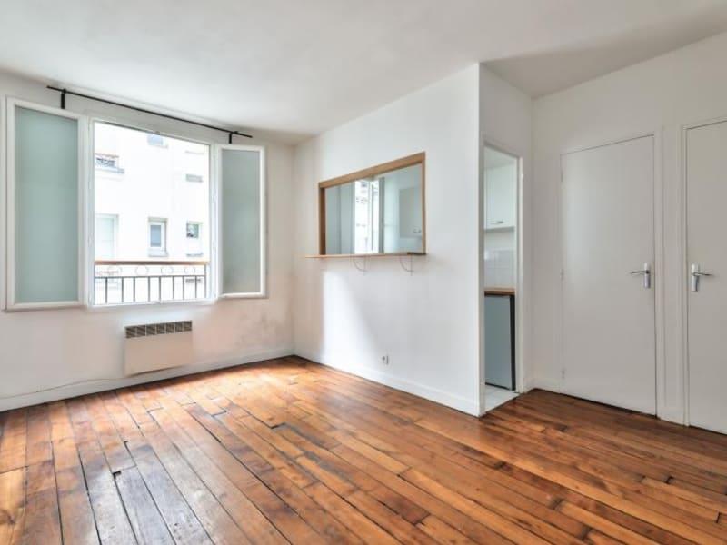 Vente appartement Paris 17ème 395000€ - Photo 1