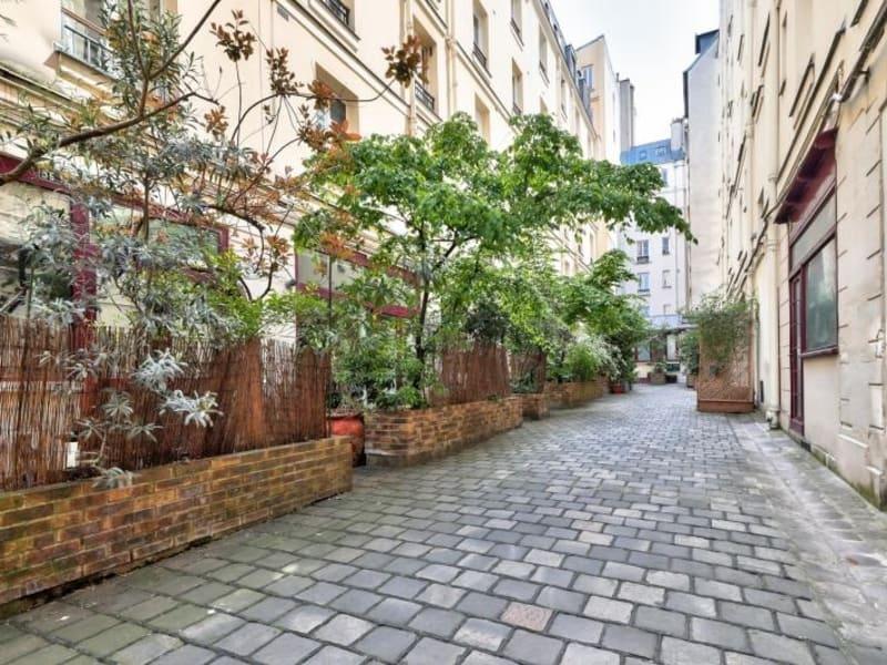 Vente appartement Paris 17ème 395000€ - Photo 2