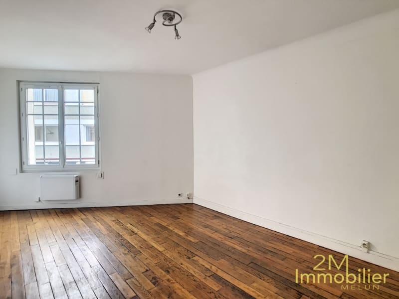 Rental apartment Melun 660€ CC - Picture 1