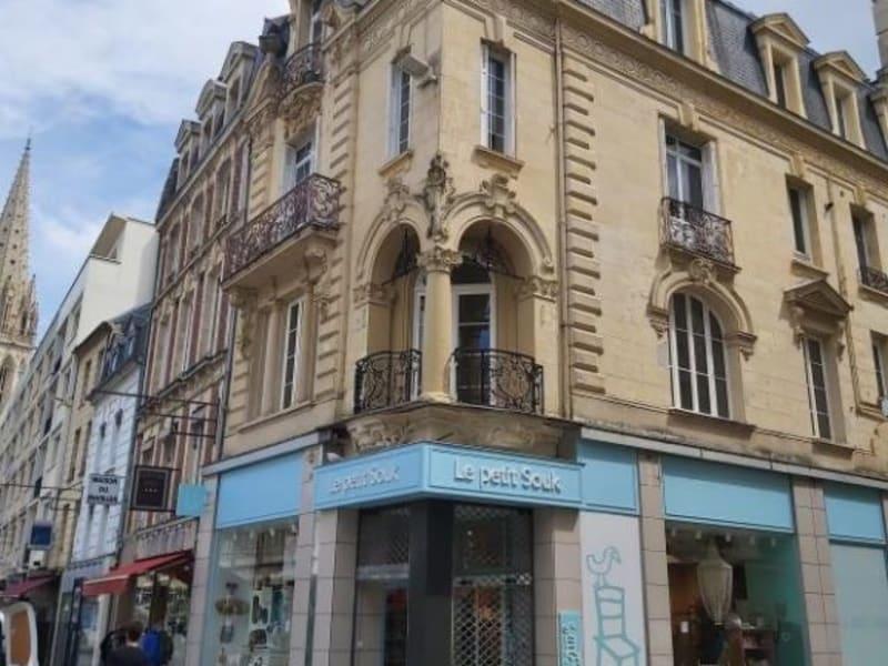 Deluxe sale apartment Caen 378000€ - Picture 1