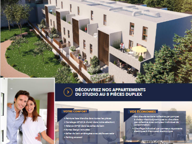 Vente maison / villa Montpellier 269000€ - Photo 2