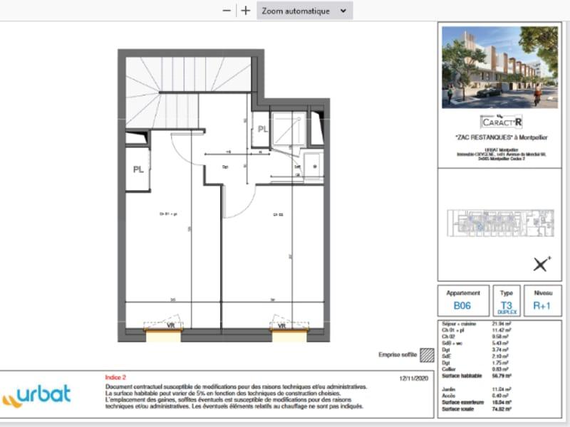 Vente maison / villa Montpellier 269000€ - Photo 6