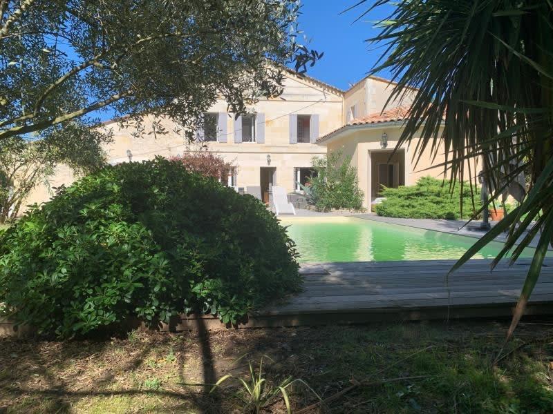 Vente maison / villa La lande de fronsac 577500€ - Photo 1