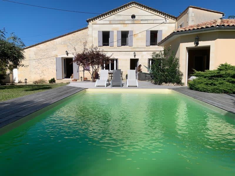 Vente maison / villa La lande de fronsac 577500€ - Photo 6