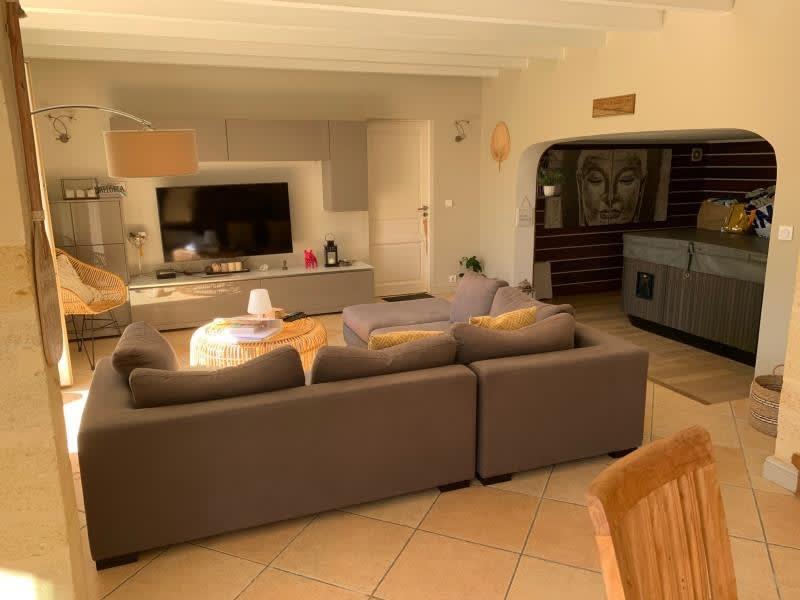 Vente maison / villa La lande de fronsac 577500€ - Photo 7