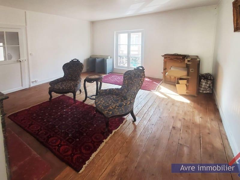 Vente maison / villa Verneuil d avre et d iton 201000€ - Photo 1