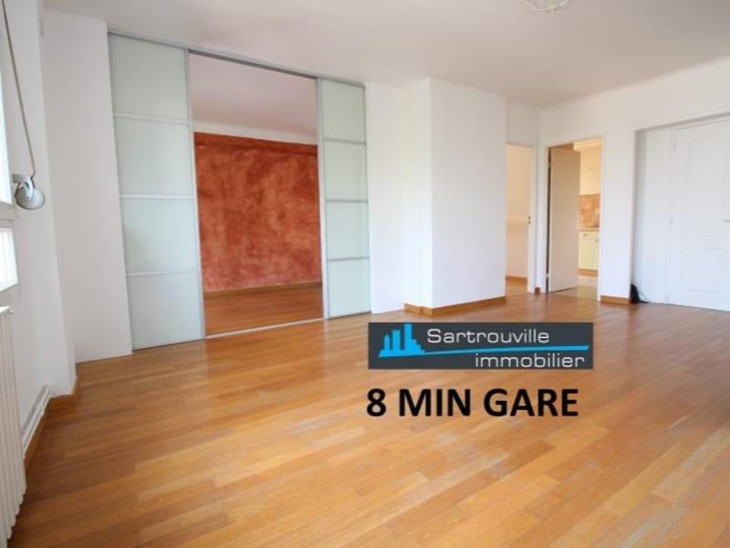 Verkauf wohnung Sartrouville 255000€ - Fotografie 1