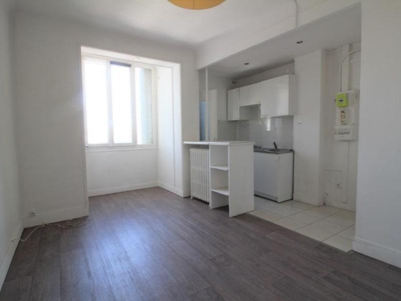 Rental apartment Le pre st gervais 855€ CC - Picture 1