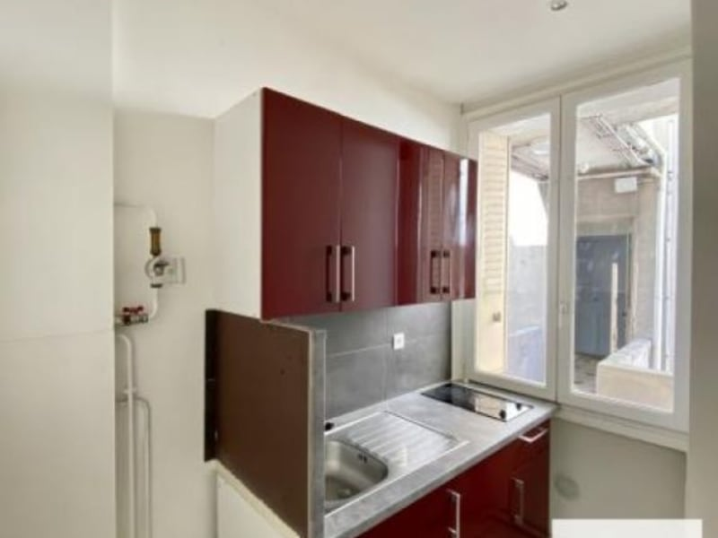 Rental apartment Colombes 725€ CC - Picture 2