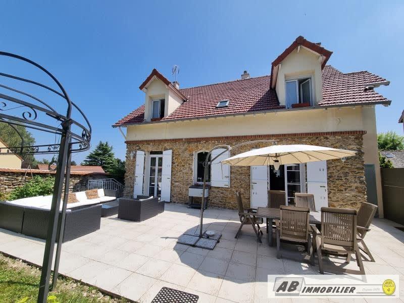 Sale house / villa Aigremont 780000€ - Picture 1