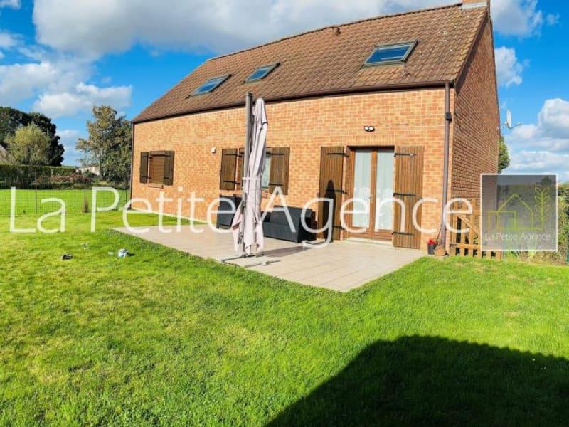 Sale house / villa Allennes-les-marais 322900€ - Picture 1