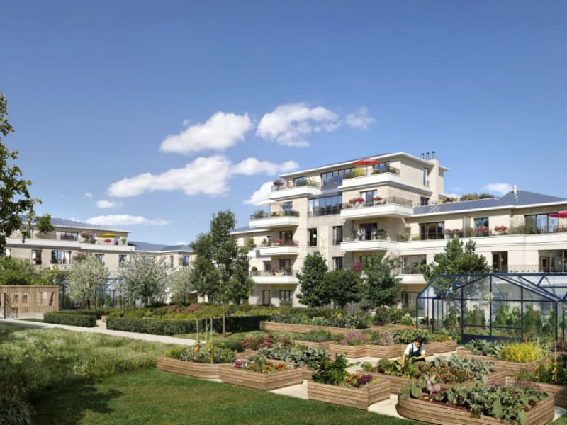 Vente appartement Saint maur des fosses 590700€ - Photo 1